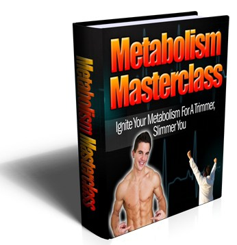 Metabolism Masterclass PLR Reports Package
