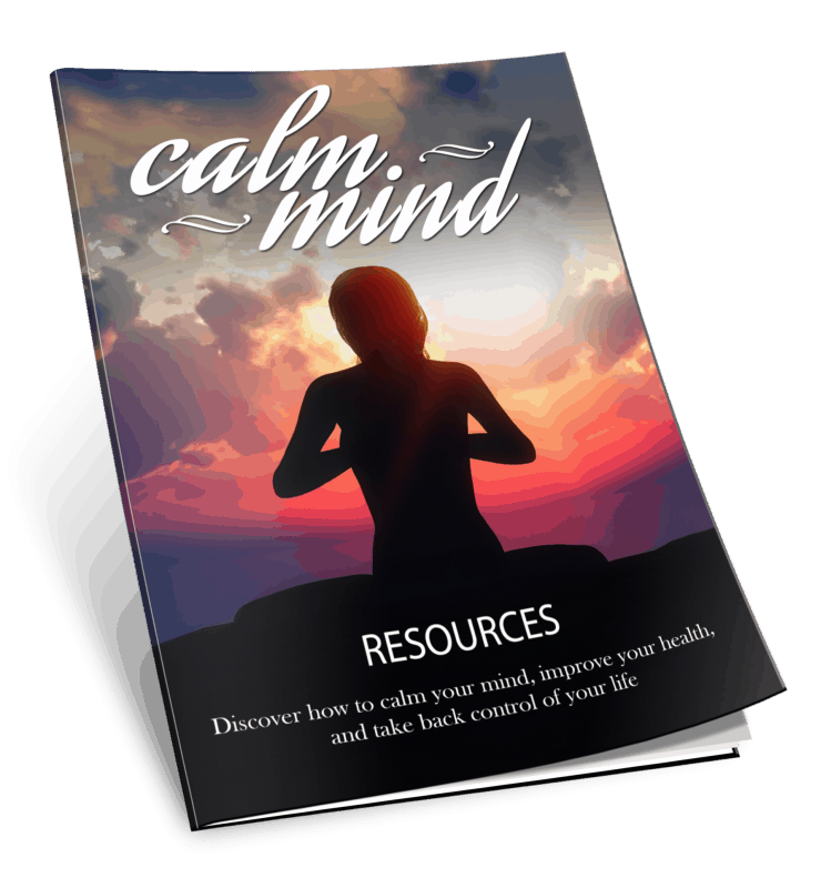 Calm Mind Healthy Body Sales Funnel with Master Resell Rights Resources