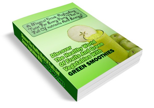 Green Smoothies MRR Niche Package