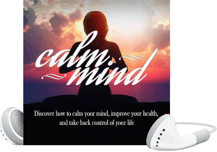 Calm Mind Healthy Body Sales Funnel with Master Resell Rights Voicecover