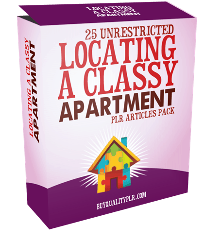 25-unrestricted-locating-a-classy-apartment-plr-articles-pack