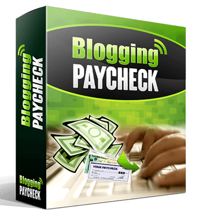 Blogging Paycheck Report, Videos, Emails Mega Pack