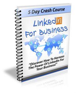 Linkedin For Business PLR Newsletter eCourse