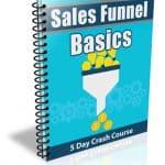 Sales Funnel Basics PLR Newsletter