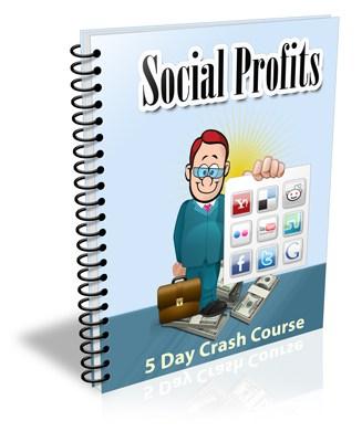 Social Profits PLR Newsletter eCourse