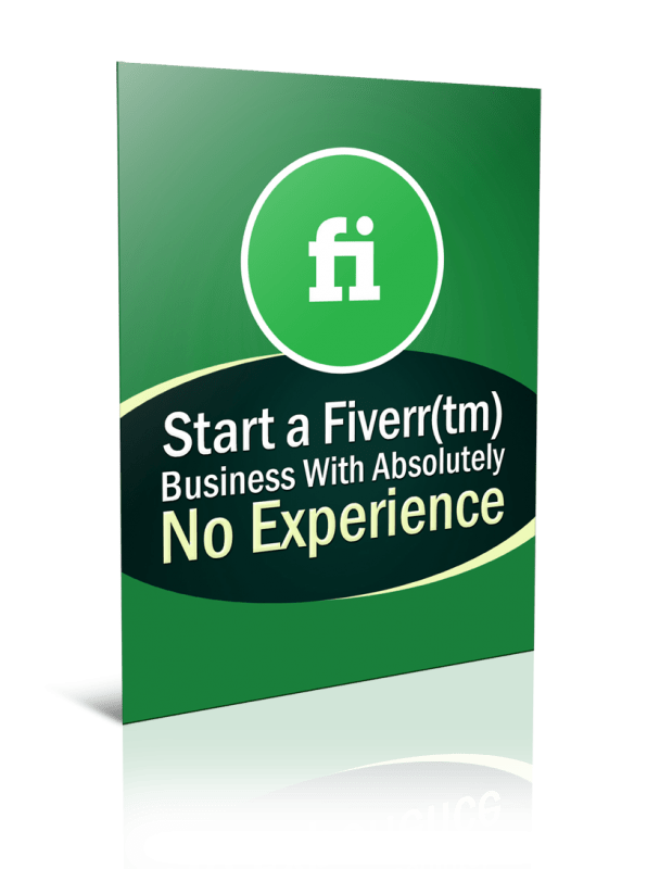 Start a Fiverr Business With Absolutely No Experience PLR Report Resell PLR