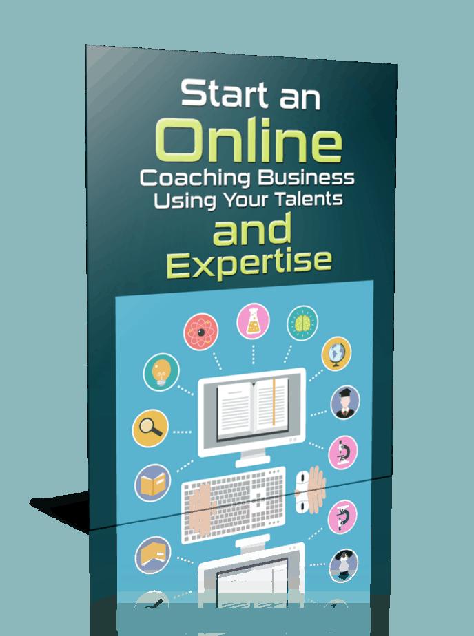 Start an Online Coaching Business PLR Report Resell PLR