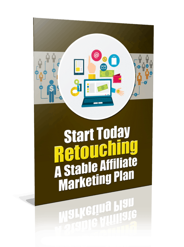 A Stable Affiliate Marketing Plan PLR Report Resell PLR