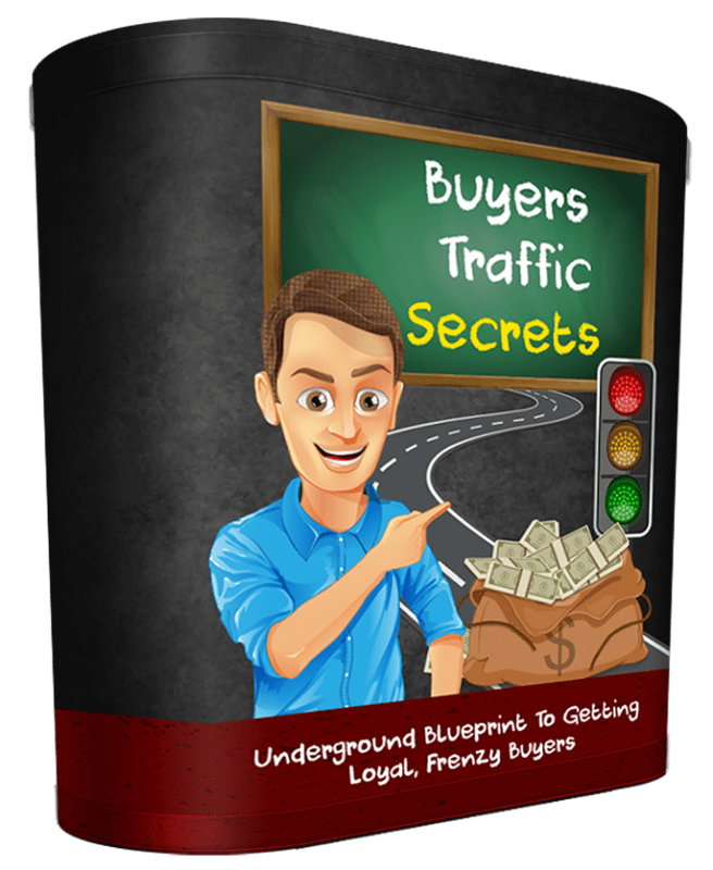 Buyers Traffic Secrets Video Series with Master Resell Rights