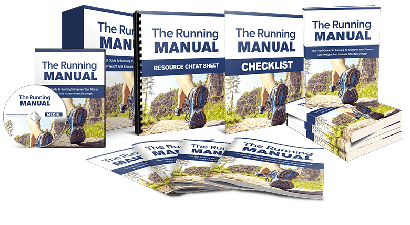 The Running Manual Master Resell Rights Sales Funnel