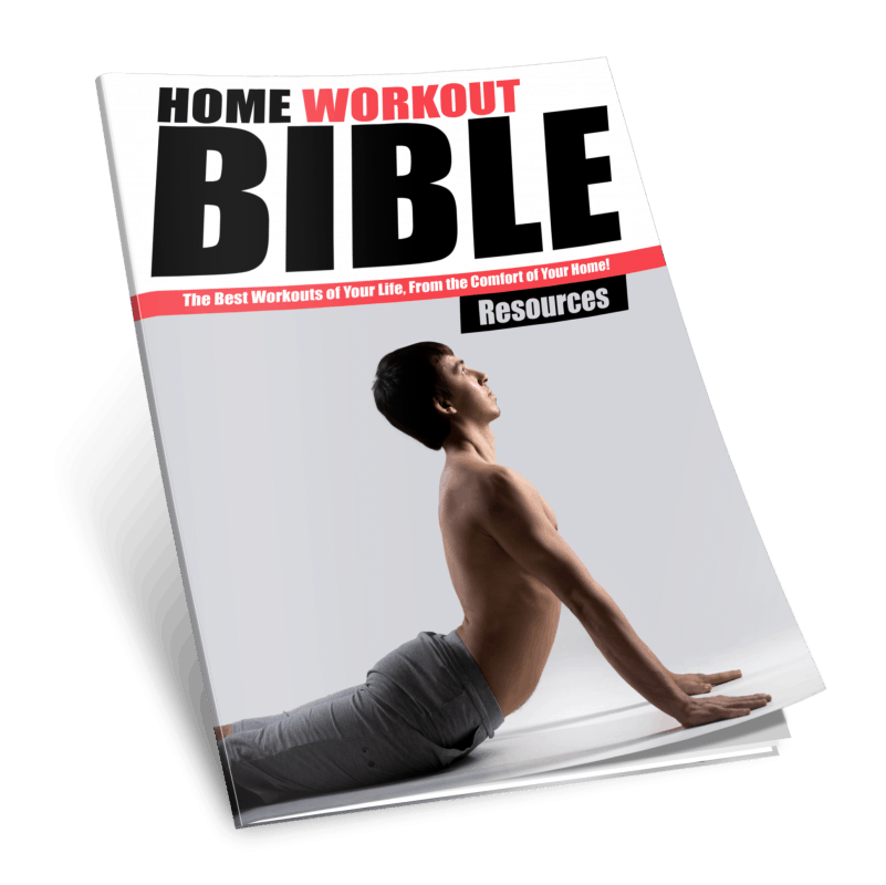 Home Workout Bible Sales Funnel with Master Resell Rights Resources