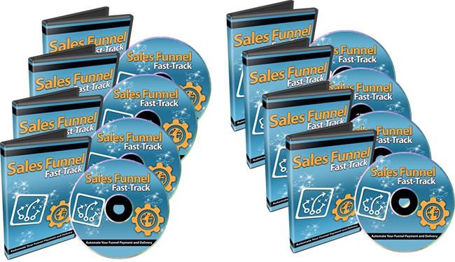 Sales Funnel Fast Track PLR Video Series