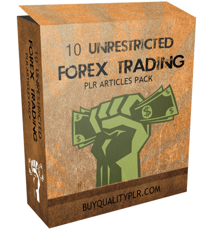 Forex plr ebooks