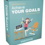 10 Unrestricted Achieve Your Goals PLR Articles Pack