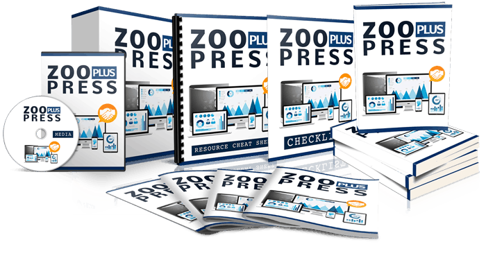 Zoo Plus Press 2.0 51-Part Video Series with Resell Rights