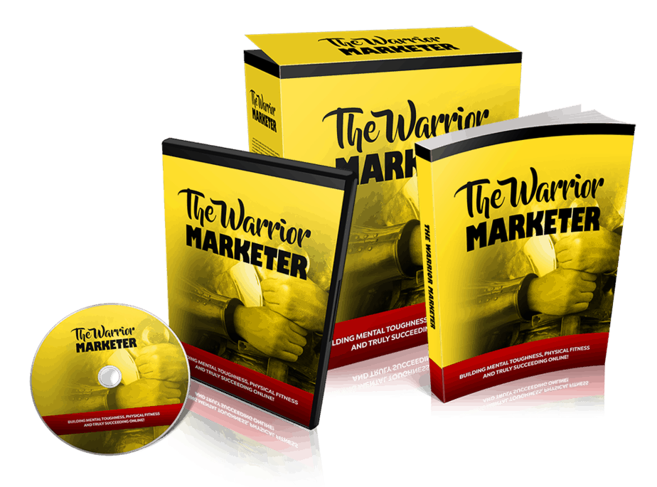 The Warrior Marketer Sales Funnel with Master Resell Rights