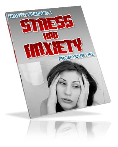How To Eliminate Stress And Anxiety In Your Life PLR eBook Resell PLR Ebook
