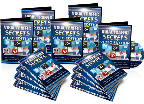 Viral Traffic Secrets Blueprint Sales Funnel with Master Resell Rights