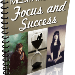 The Power of Meditation For Focus Report with Personal Use Rights