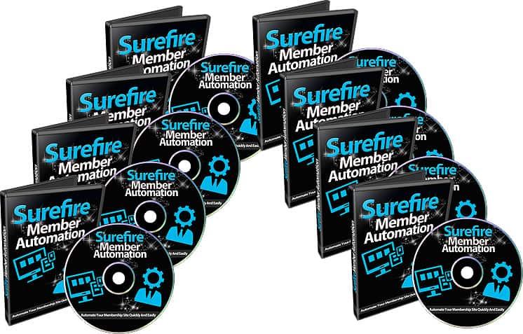 Surefire Member Automation PLR Videos