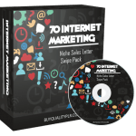 70 Internet Marketing Niche SalesLetter Swipe Pack with Master Resell Rights