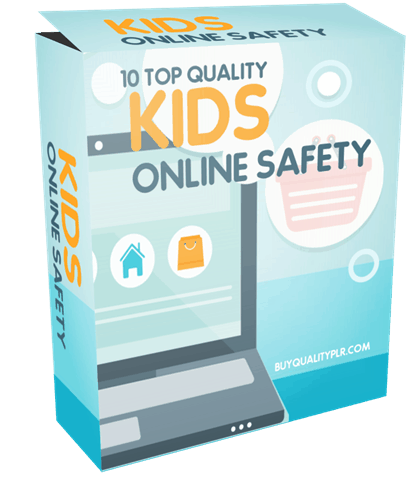 10 Top Quality Kids Online Safety PLR Articles and Tweets