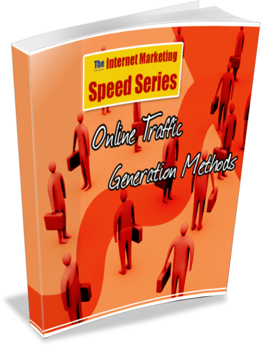 Online Traffic Generation Methods Unrestricted PLR eBook
