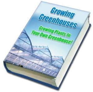 Greenhouse Growing Unrestricted PLR eBook