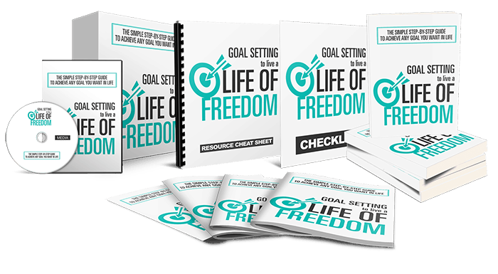 Goal Setting To Live a Life of Freedom Bundle