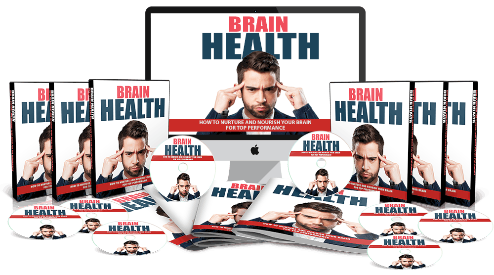 Brain Health Sales Funnel with Master Resell Rights