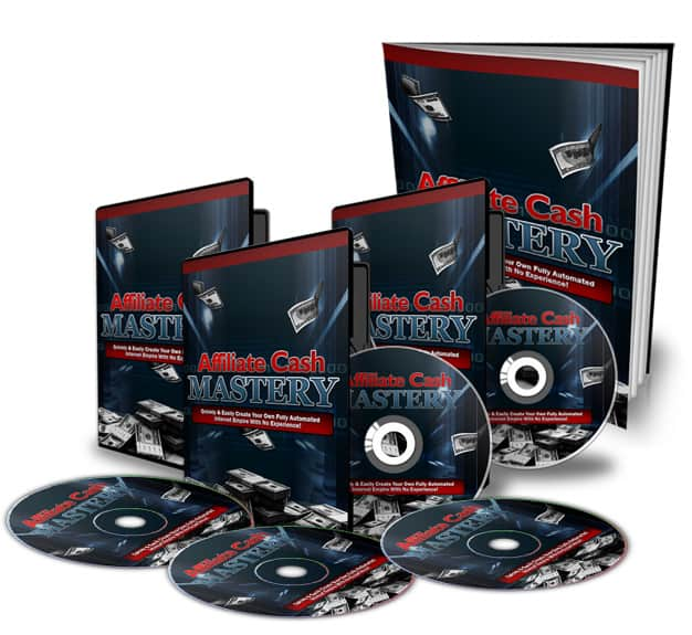 Affiliate Cash Mastery Sales Funnel with Master Resell Rights