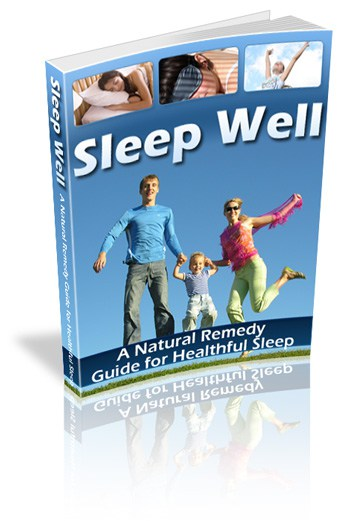 Sleep Well Unrestricted PLR eBook