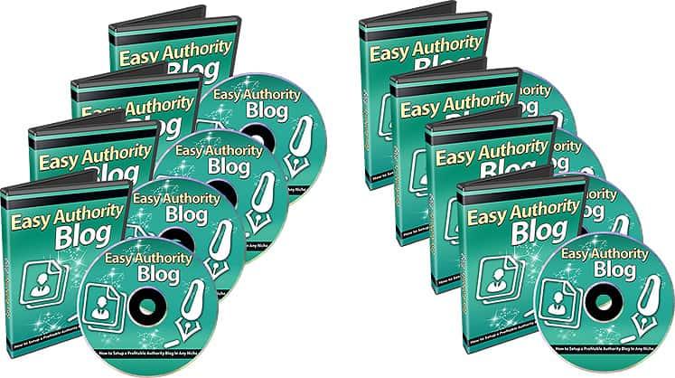 Easy Authority Blog PLR Videos