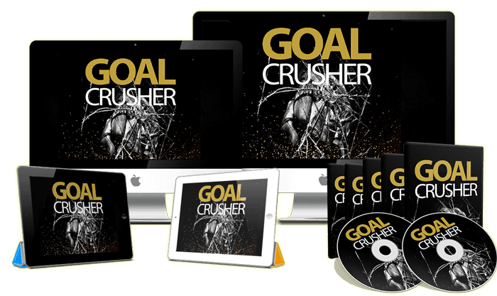 Goal Crusher Sales Funnel with Master Resell Rights