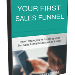 Your First Sales Funnel Video and Audio Course with Personal Use Rights