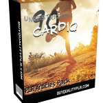 90 Unrestricted Cardio PLR Articles Pack