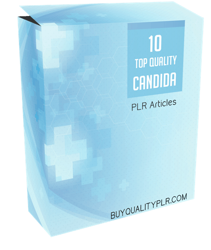 10 Top Quality Candida PLR Articles
