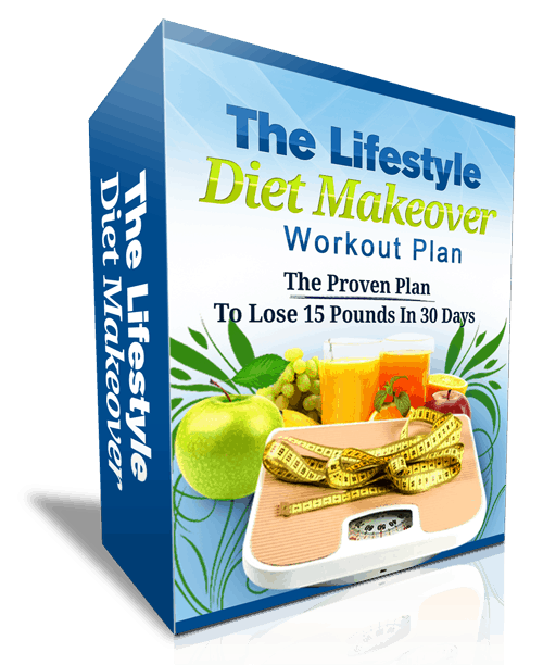 Lifestyle Diet Makeover Sales Funnel with Master Resell Rights Pack