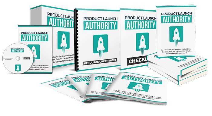 Product Launch Authority Sales Funnel with Master Resell Rights