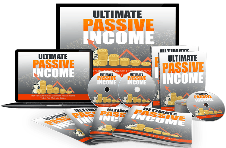 Ultimate Passive Income MRR Sales Funnel