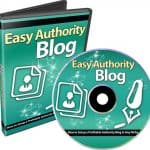 Easy Authority Blog PLR Videos
