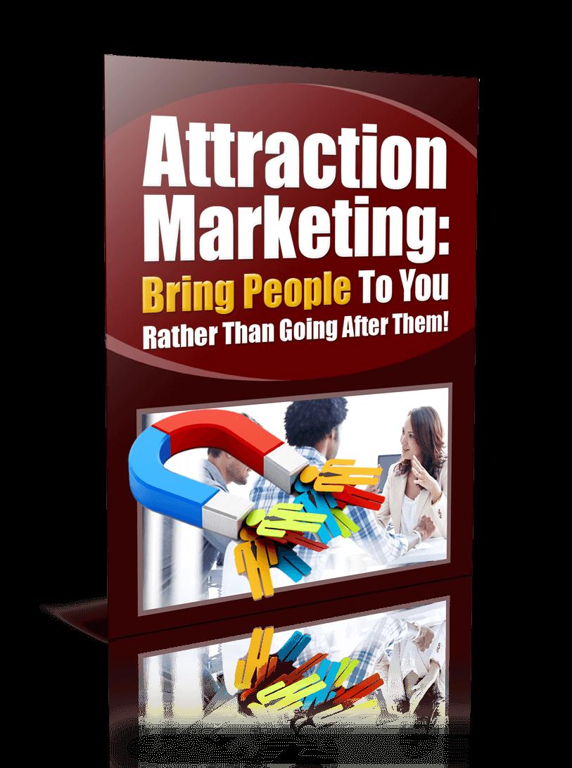 Attraction Marketing 101 PLR Report Resell PLR