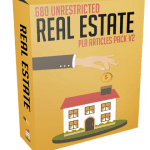 680 Unrestricted Real Estate PLR Articles Pack V2