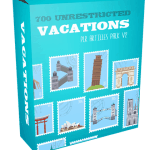 700 Unrestricted Vacations PLR Articles Pack V2