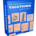 700 Unrestricted Vacations PLR Articles Pack V4