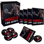 Muscle Gain Secrets Sales Funnel with Master Resell Rights Bundle