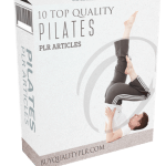 10 Top Quality Pilates PLR Articles Pack