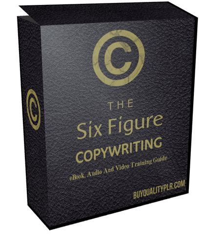 Six Figure Copywriting eBook, Videos and Audio Training with Resell Rights