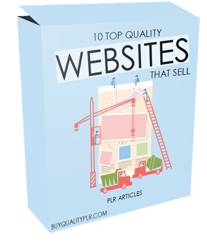 10 Top Quality Websites That Sell PLR Articles