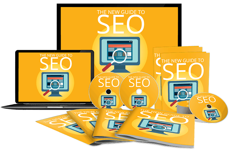 The New Guide To SEO Sales Funnel with Master Resell Rights